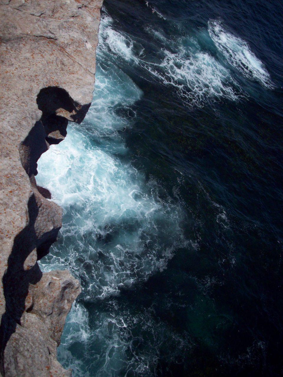 Klippe Strand Sydney