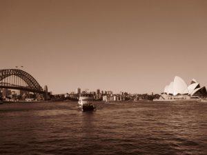 Sydney 2009 Opernhaus