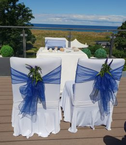 Hochzeit - mit Meerblick