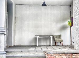 Veranda, Sassnitz - mit Filter #filter