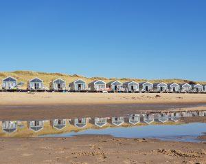 Julianadorp aan Zee - Strandhuisjes - Urlaub am Strand ohne Filter