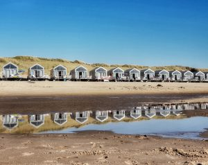 Julianadorp aan Zee - Strandhuisjes - Urlaub am Strand mit #filter