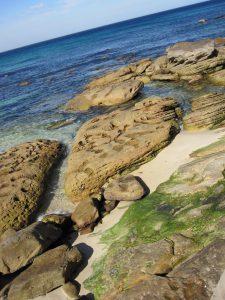 Steine Strand Sydney